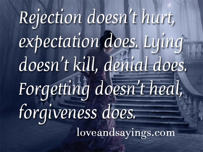 Rejection Doesn't Hurt Expectation