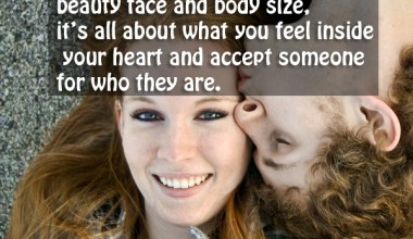 Accept Someone For Who They Are