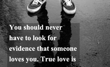 True Love is Crystal Clear