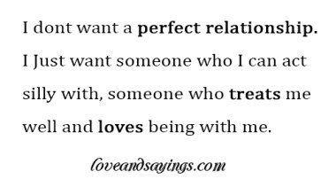 Who Treat Me Well And Loves Being With Me