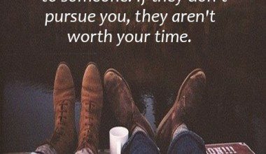 They Are Not Worth Your Time
