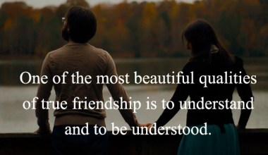 Beautiful Qualities of true Friendship
