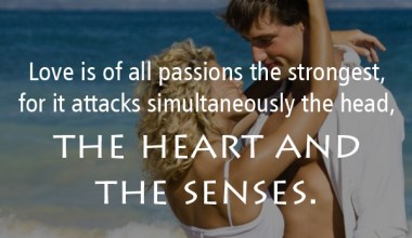 The Heart And The Senses