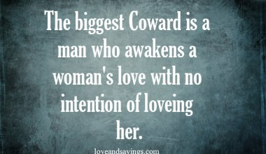 Woman's Love With No Intention