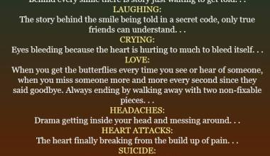 Behind Every Smile There Is Story Just Waiting To get Told ...