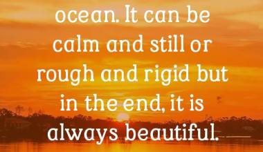 It Is Always Beautiful