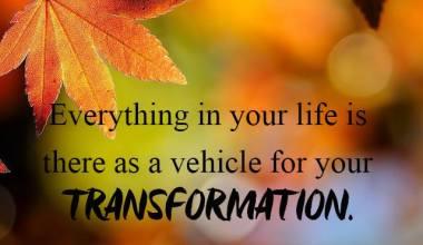 Transformation use It