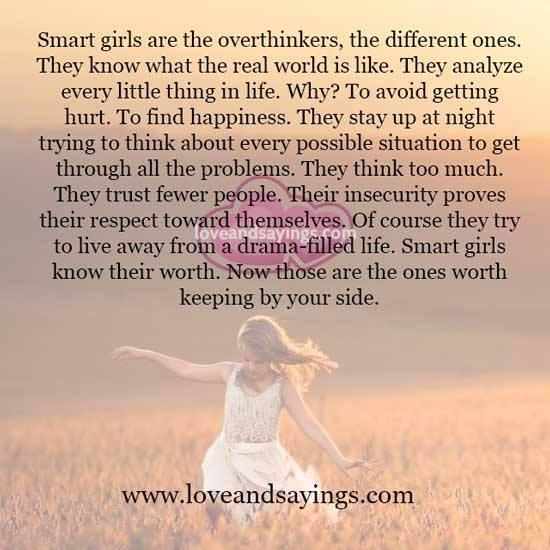 Overthinkers