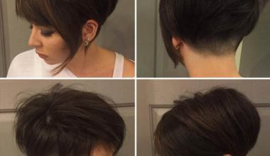 Asymmetrical Short Pixie Haircuts