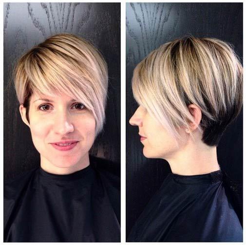 how to cut long hair short at home