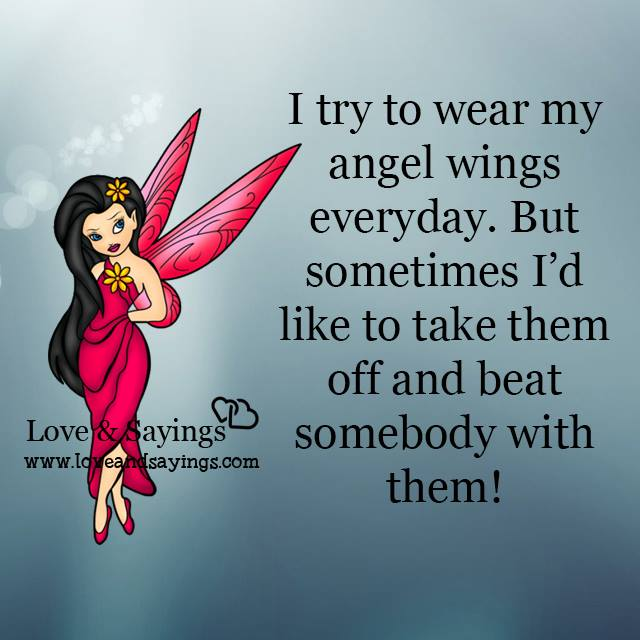 My Angel wings