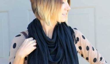 Best Ombre Stacked Bob Haircut