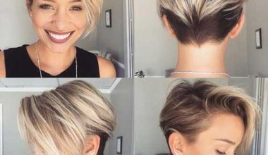 Cool Pixie Hairstyle
