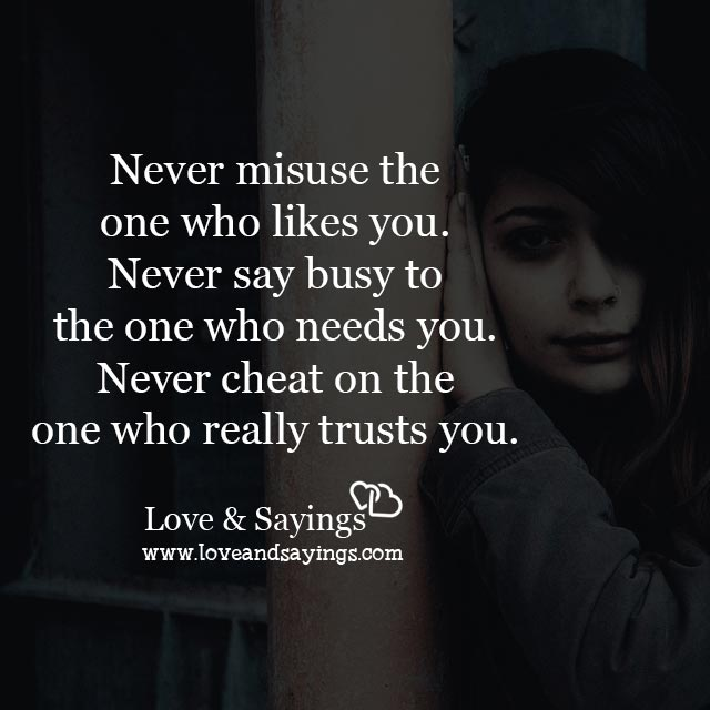 Image result for NEVER CHEAT A LOVE