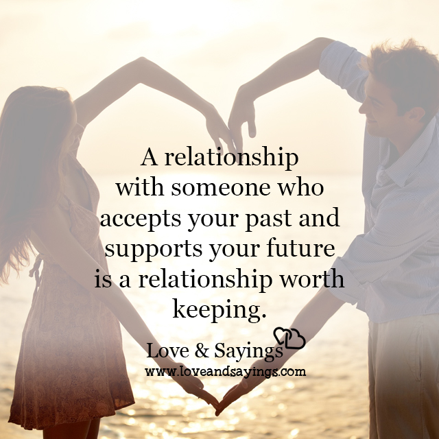 Relationship worth