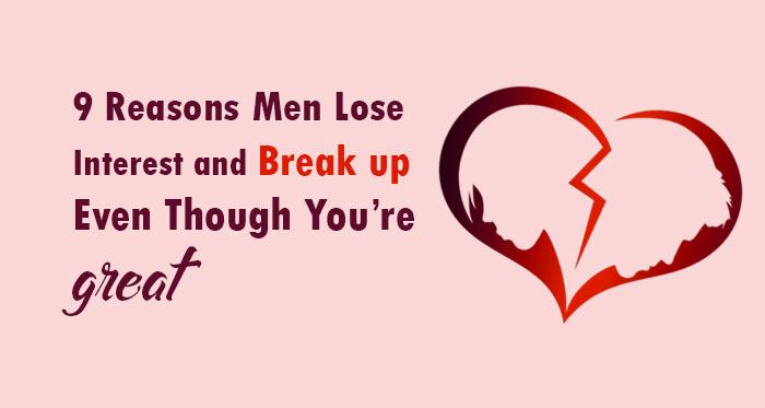 men lose interest
