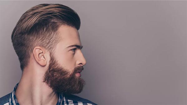 beard can make a guy