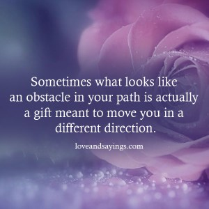 Move You In A Different Direction