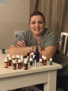 My young living products