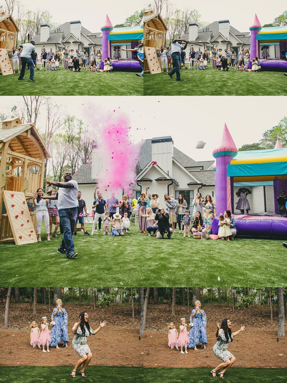 1st Birthday Party A Wild One Atlanta Event Photographers