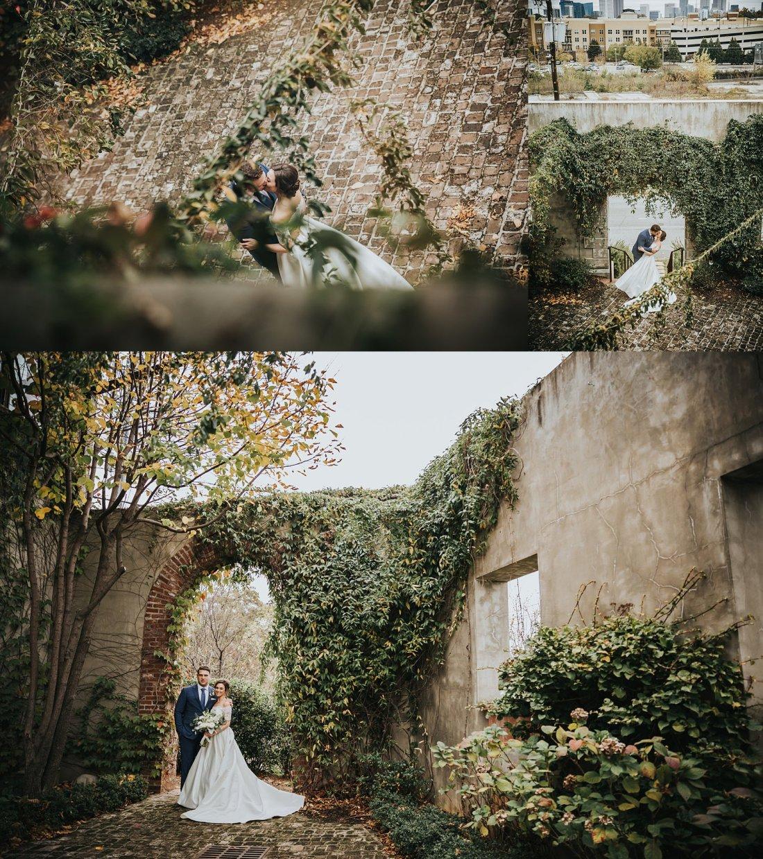 Summerour Studios Wedding Downtown Atlanta Wedding Photographers