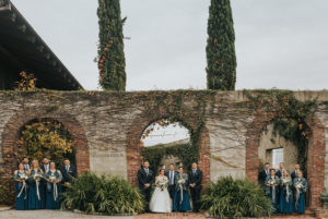 Summerour Studio Wedding Party Atlanta Wedding Photographers