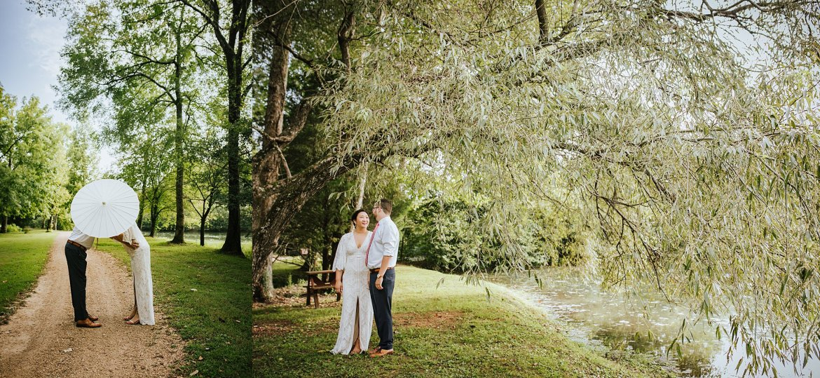Atlanta Wedding Photographers Barnesly Gardens Wedding