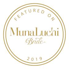 Featured in Munaluchi Bride