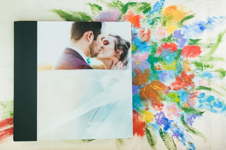 Atlanta Wedding Photographers Luxury Album