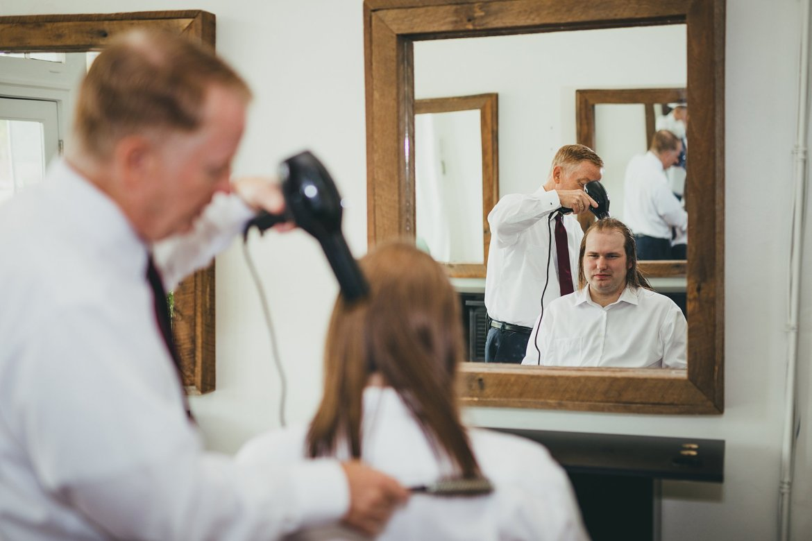 Wahoo Grill Intimate Wedding Ceremony Atlanta Wedding Photographers