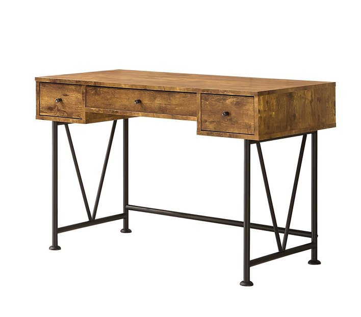 Rustic Industrial Writing Desk