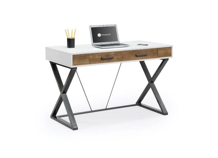 Contemporary X Desk