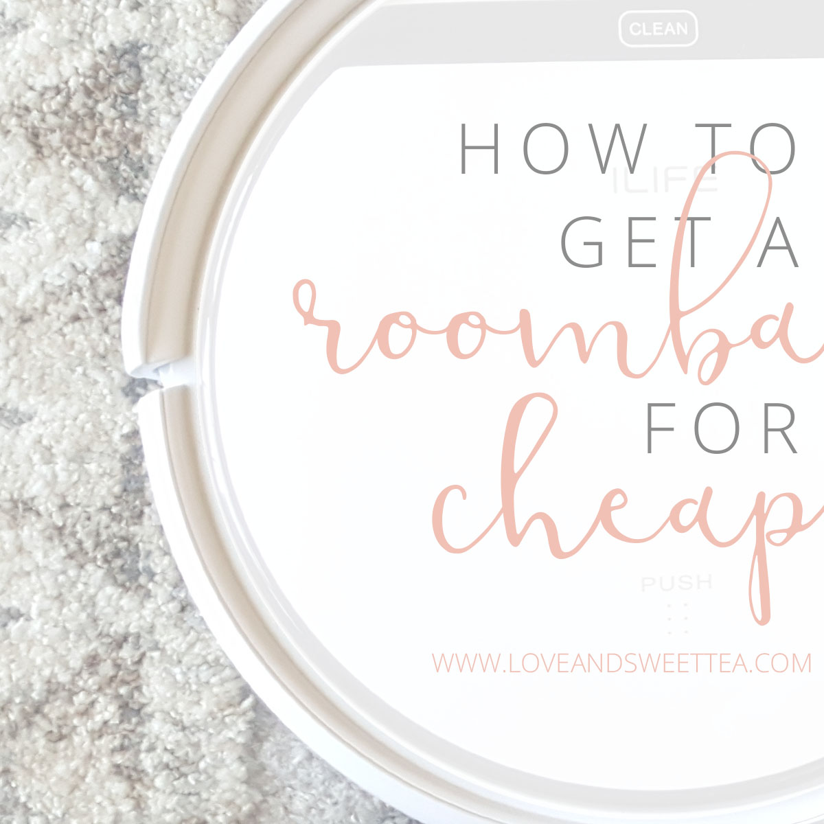 How to Get a Robotic Vacuum Cleaner for Cheap