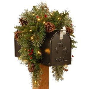 Mailbox Wreath