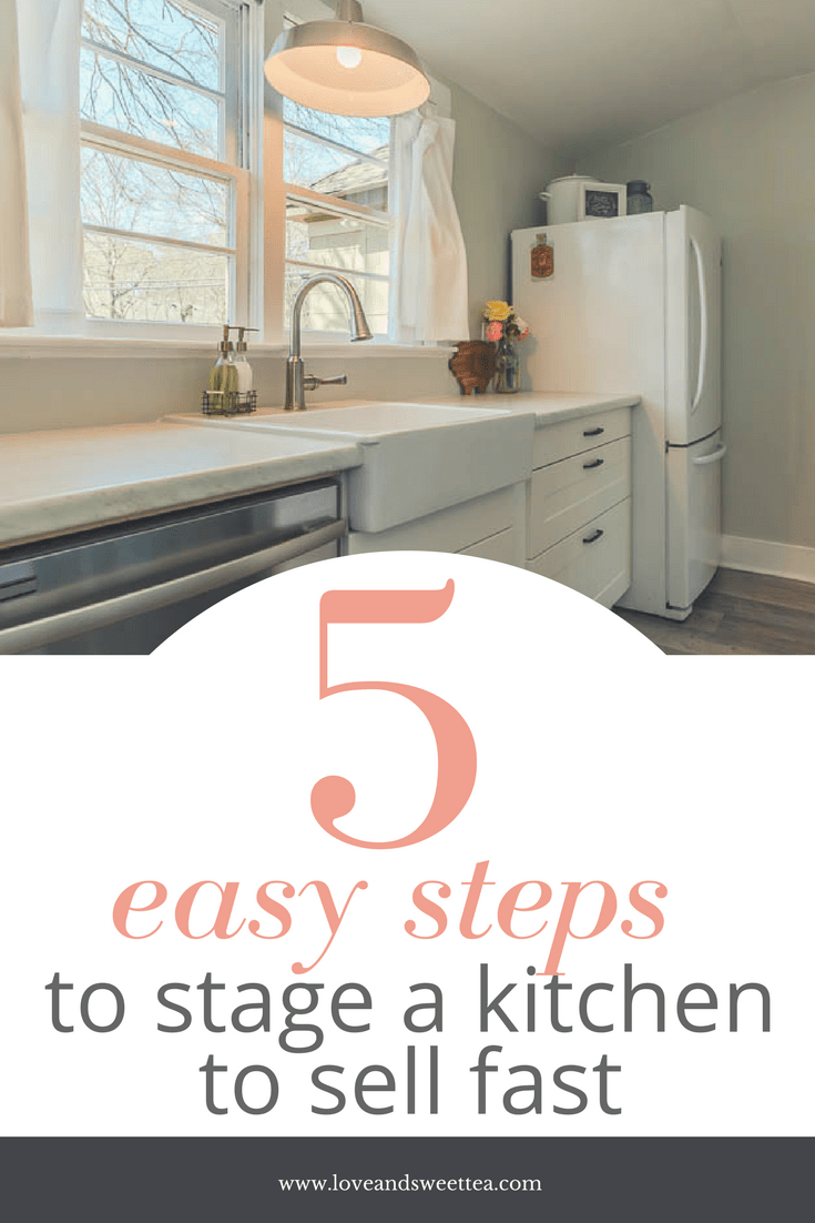 How To Stage A Kitchen To Sell | Home Staging | Stage A House To Sell