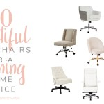 20 Cheap Comfy Desk Chair Ideas For Beautiful Home Offices Or Bedrooms Love Sweet Tea