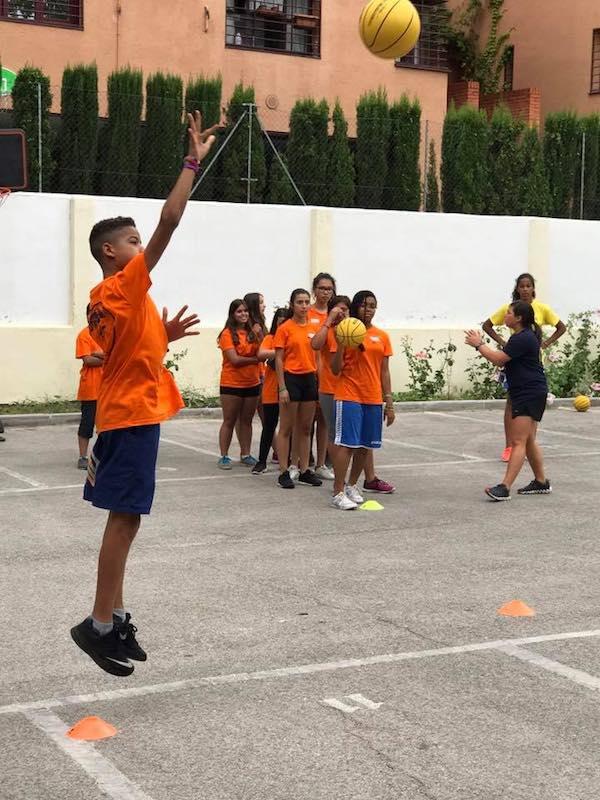 Shooting BasketCamp