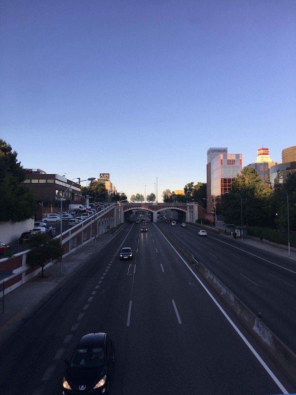 Madrid Bridge
