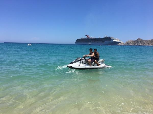Unwinding in Los Cabos 5