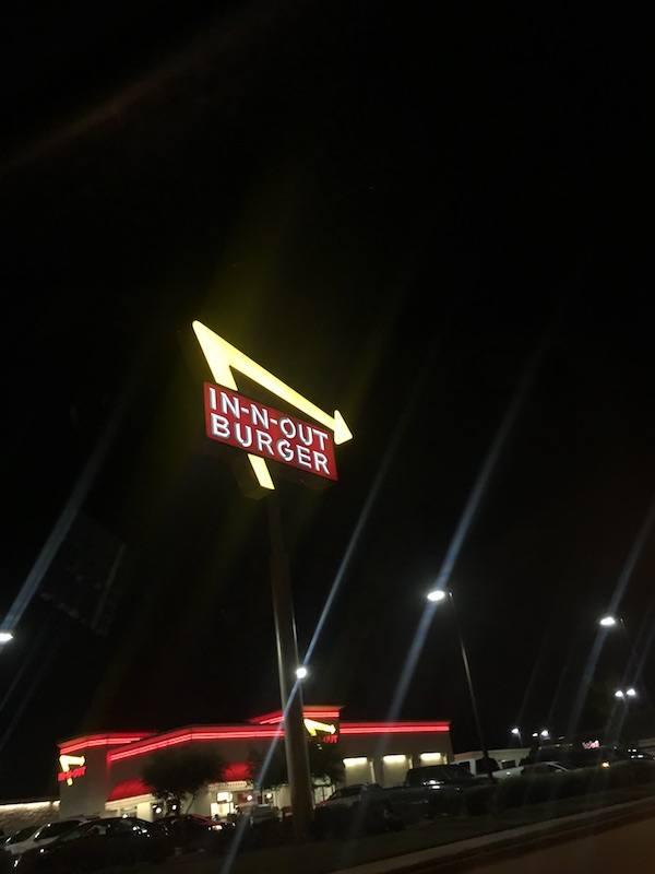 In N Out Victory