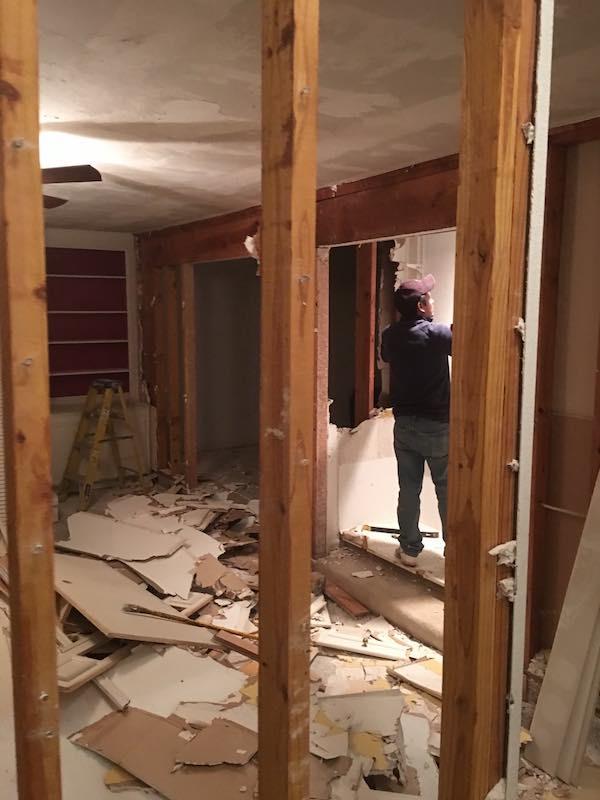 Living Room Home Renovations