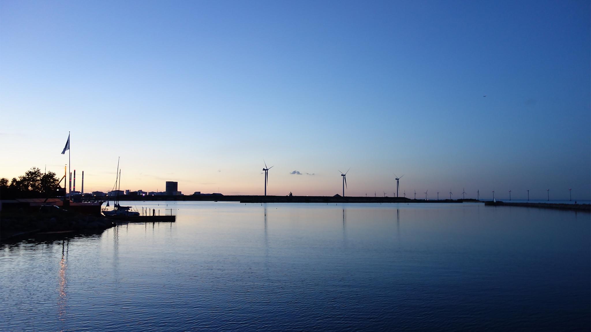 copenhague-plage-coucher-de-soleil