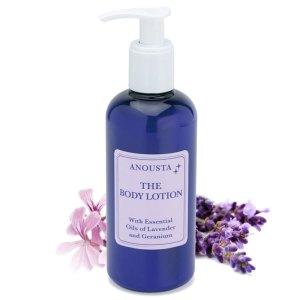Body Lotion - Lavender & Geranium