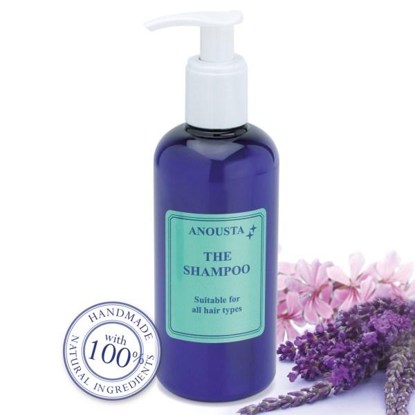 Natural Organic Shampoo
