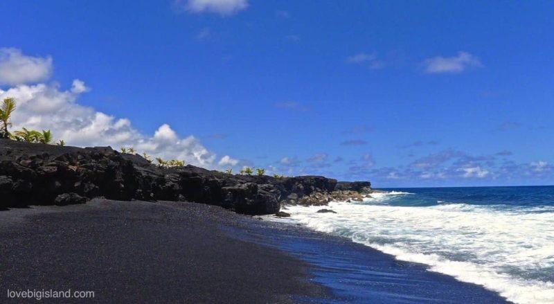 Black Best Sand Beaches