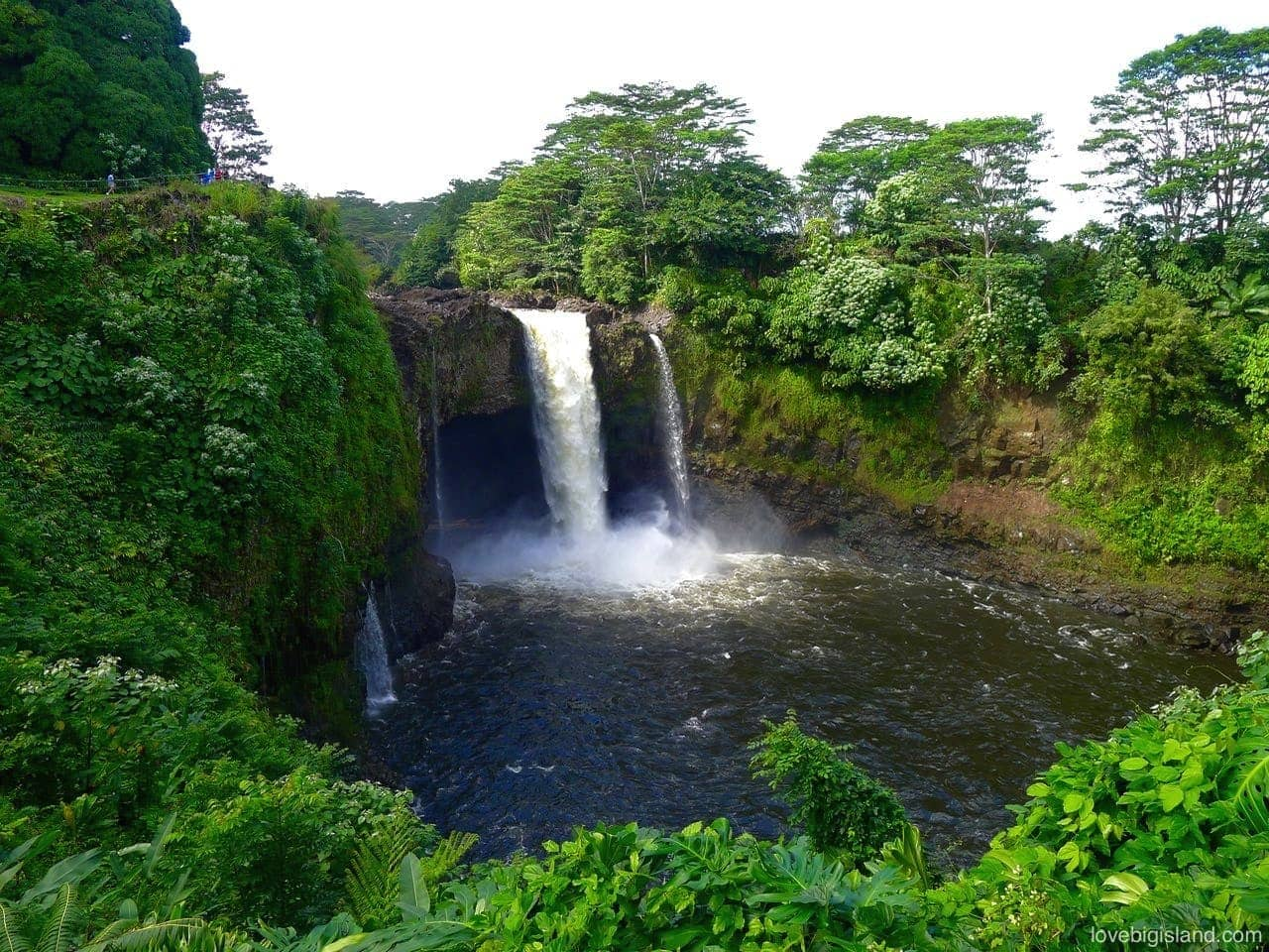 5 Favorite Waterfalls On The Big Island Descriptions Photos And A Map