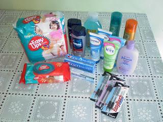 Rite-Aid Shopping Trip 8/7/10