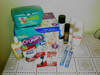 Rite-Aid Shopping Trip 8/21/10 = 81% Savings