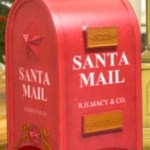 Macys: Santa's Mailbox (free drop off for your Kids letters, activites, printables and more)