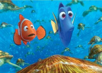 NEW Finding Nemo 3D Movie Trailer!